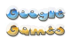 Logo zimní - GoogleGames.cz